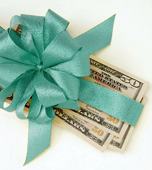Cash For Wedding Gift Appropriate : money-gift-for-wedding