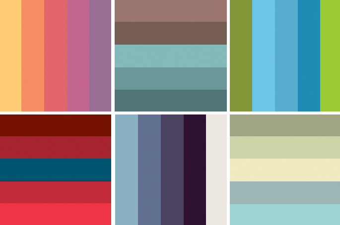 Light pink sunflower yellow teal blue and brown are still in